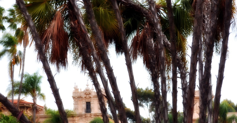 Balbo Park, San Diego