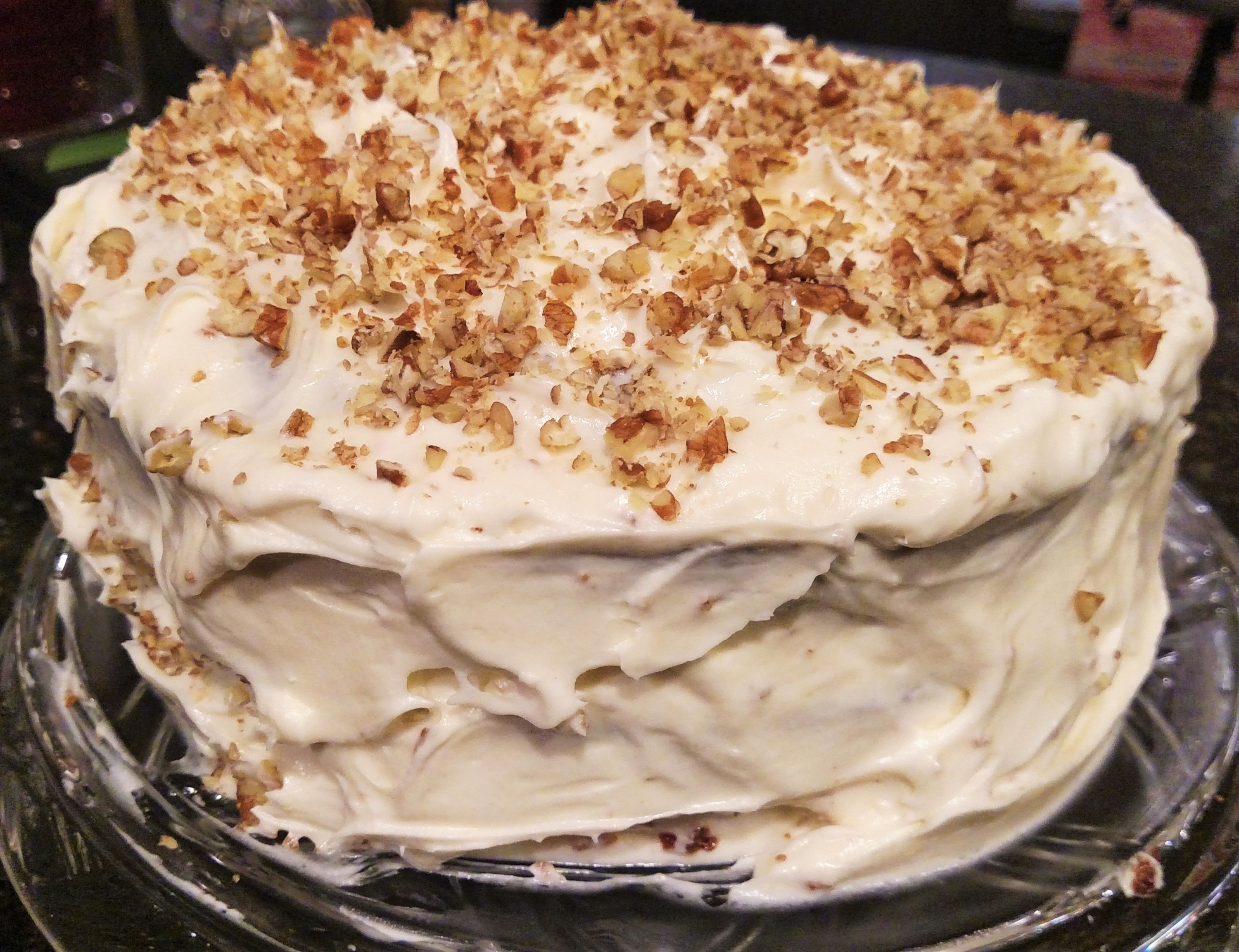 carrot cake, best carrot cake, carrot cake with glaze