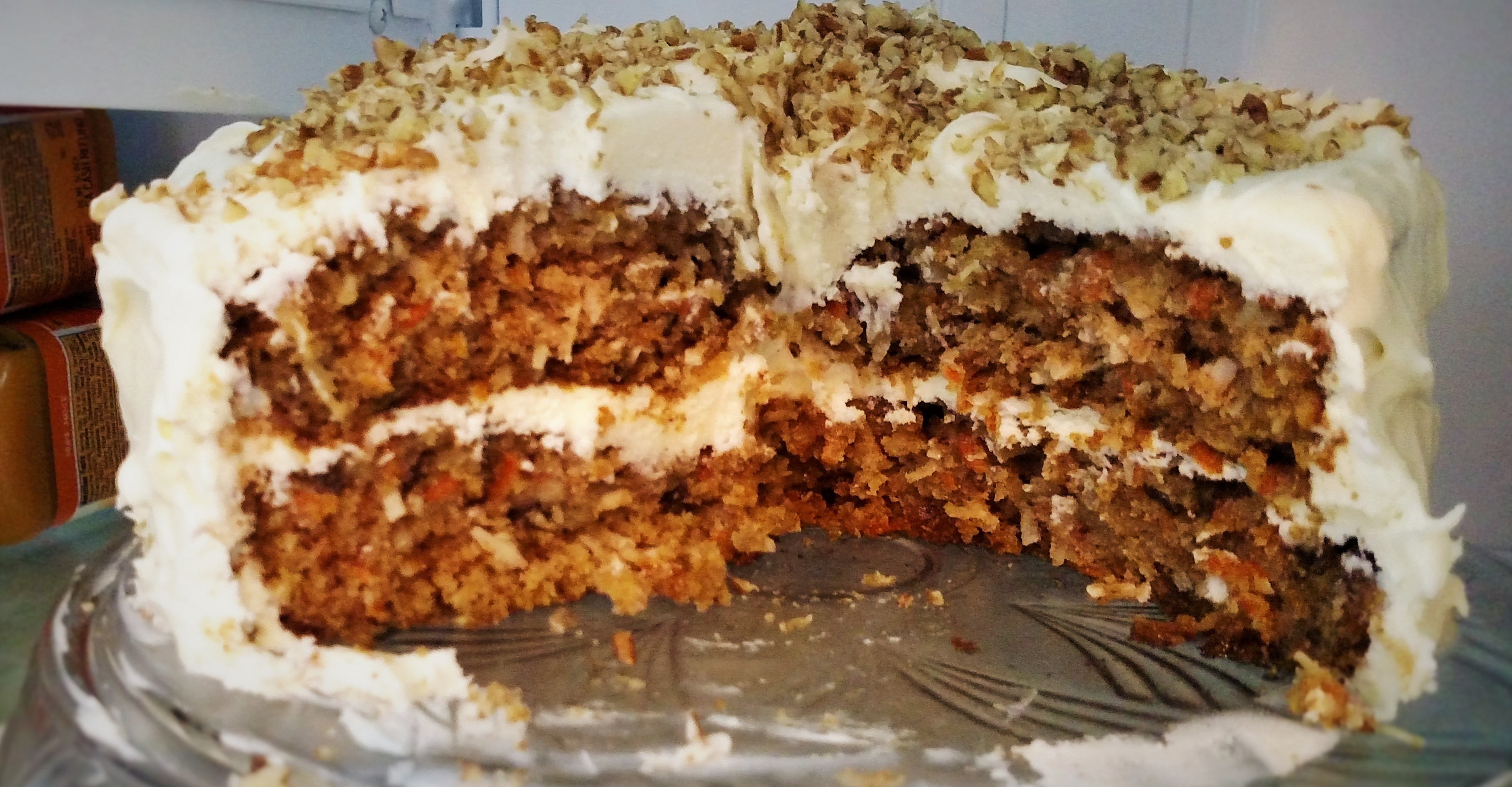 How To Make Super Awesome Carrot Cake