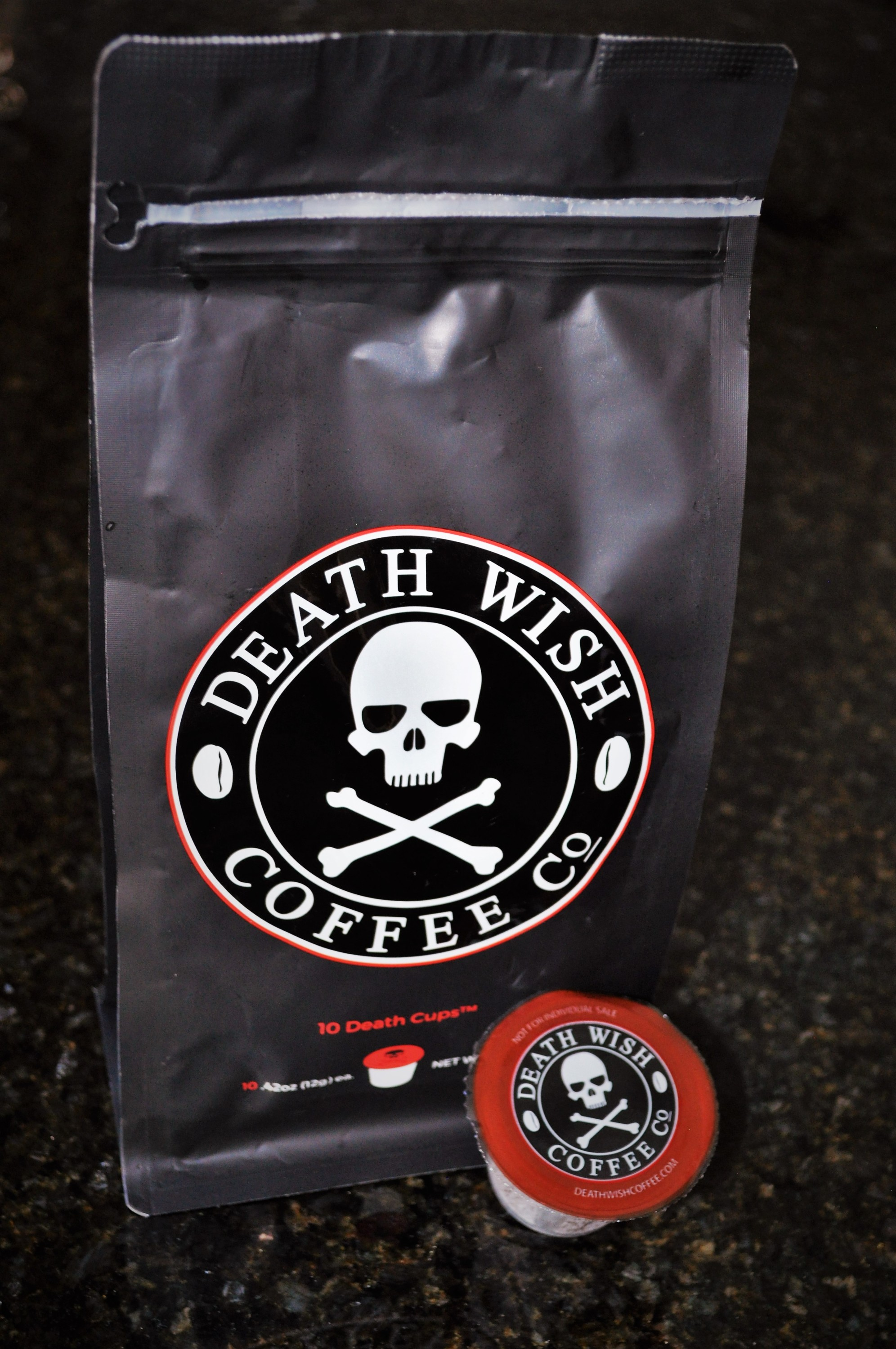 Death Wish Coffee, Coffee, Strong Coffee, Bold Coffee