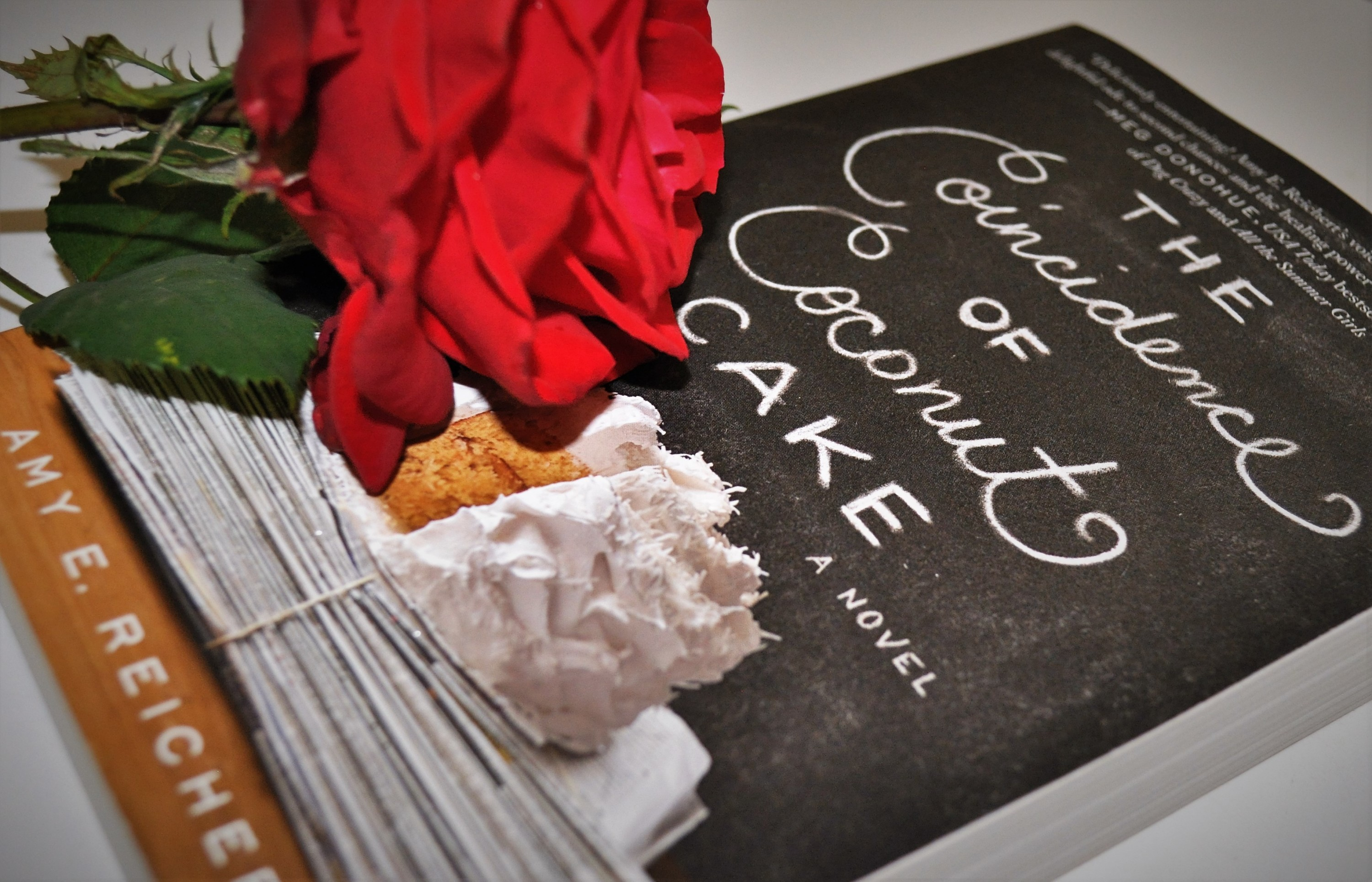 Coincidence of Coconut Cake Book