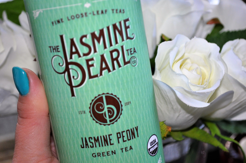 ozy Reader Club April 2016 Jasmine Pearl Tea