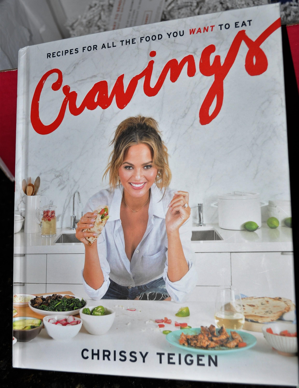 Popsugar Cravings Cookbook