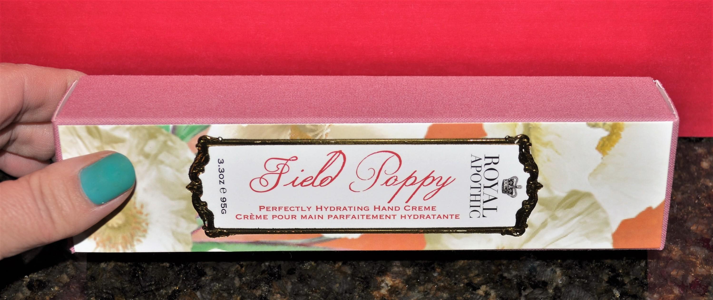 Popsugar Field Poppy Creme Box