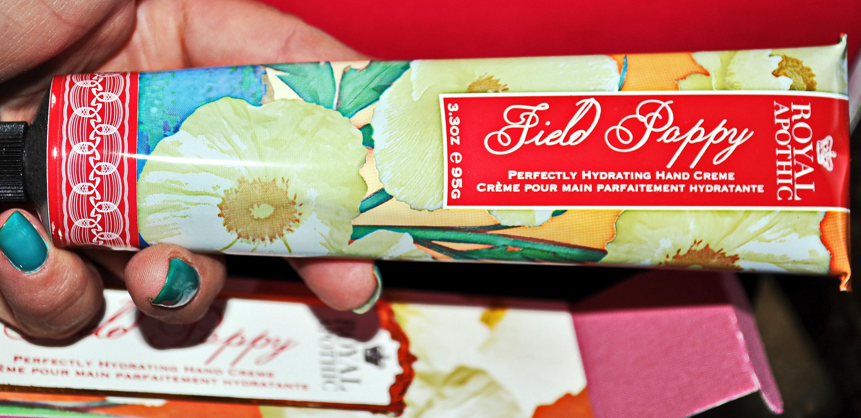 Popsugar Field Poppy Creme Tube