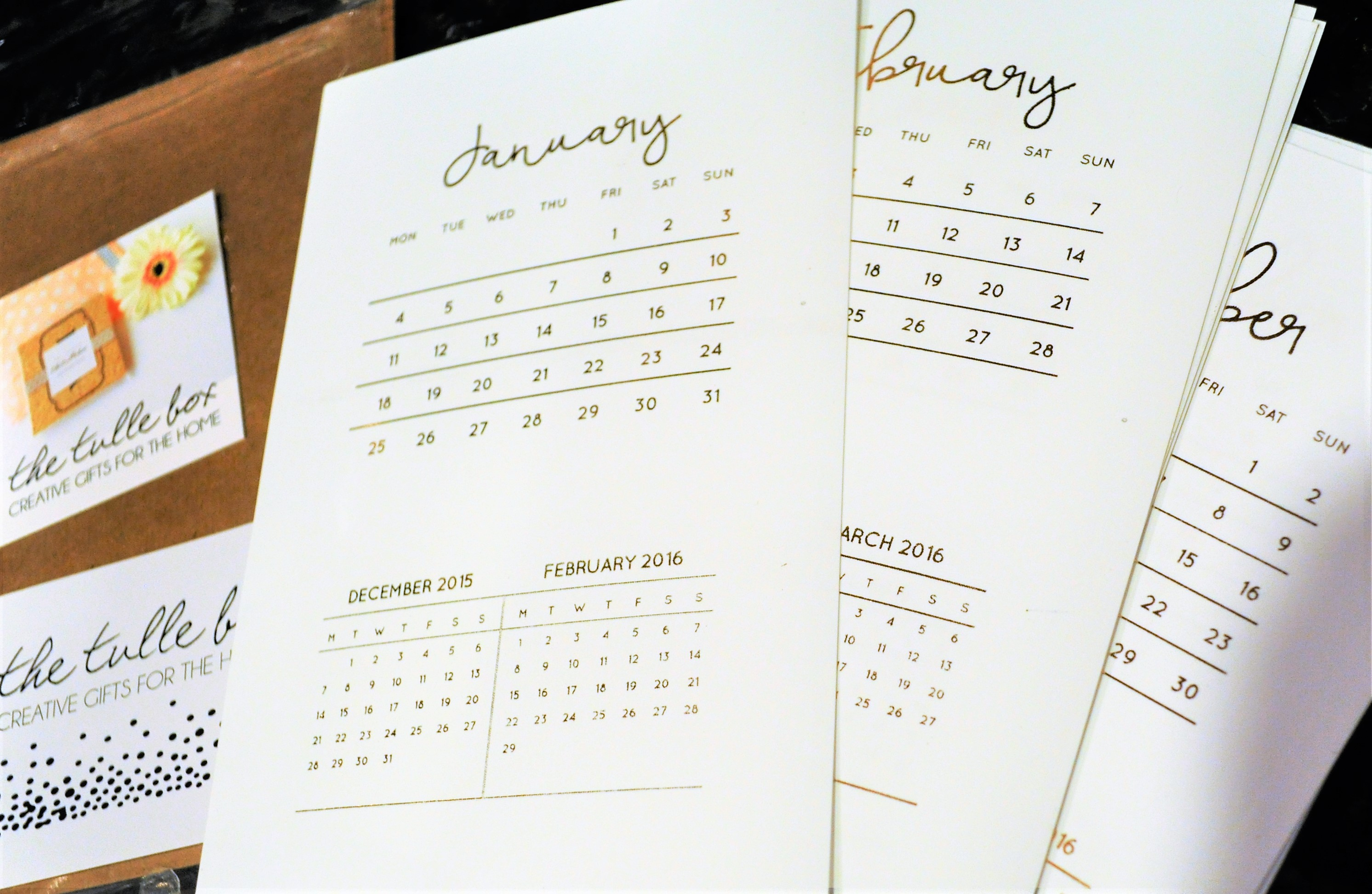 Covet Crate; Covet Crate May 2016 Calendar Pages