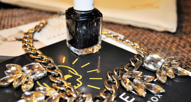 Happy Rebel Box Spring 2016 Necklace Nail Polish