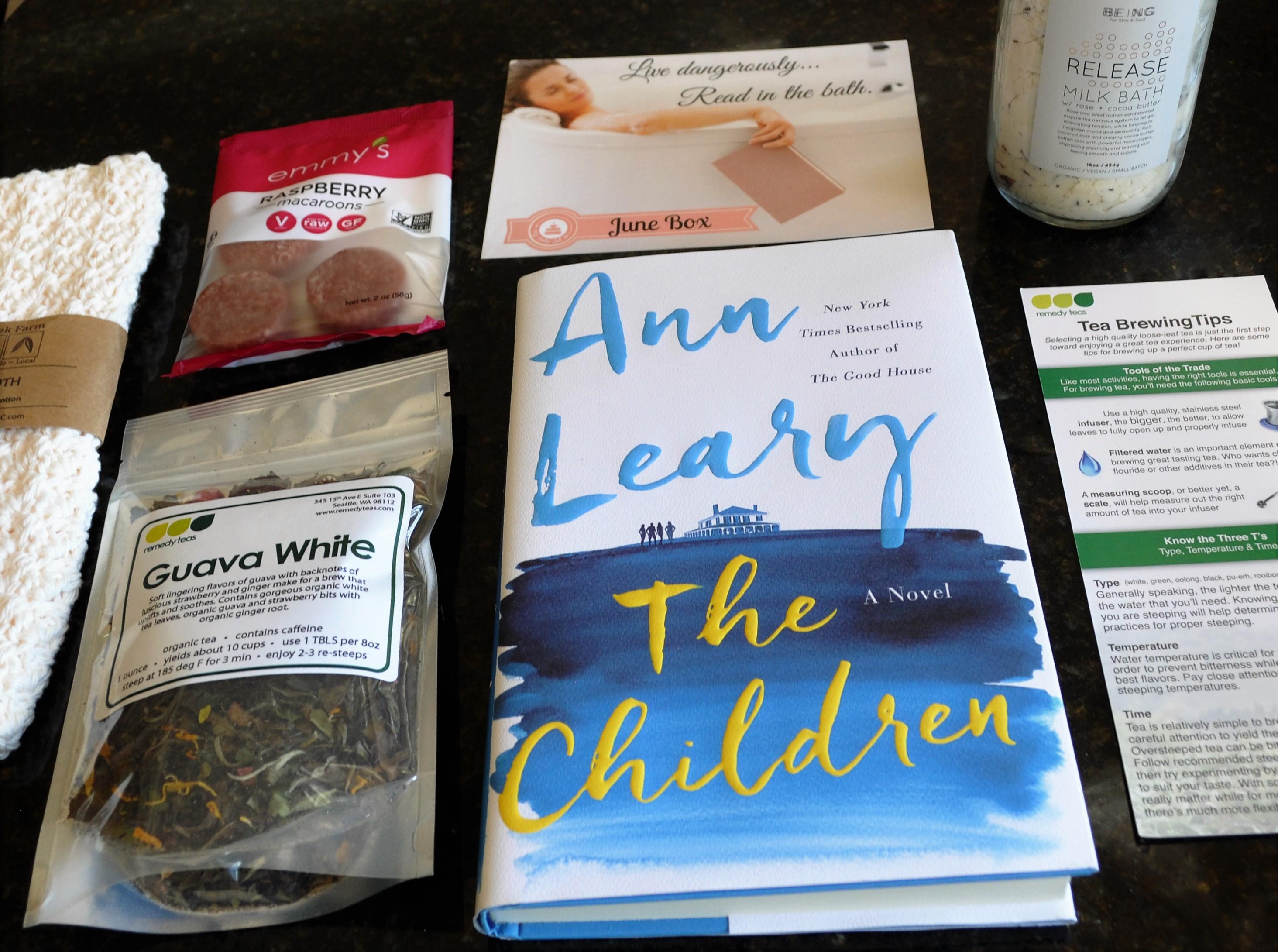 Cozy Reader Club June 2016 Contents 1