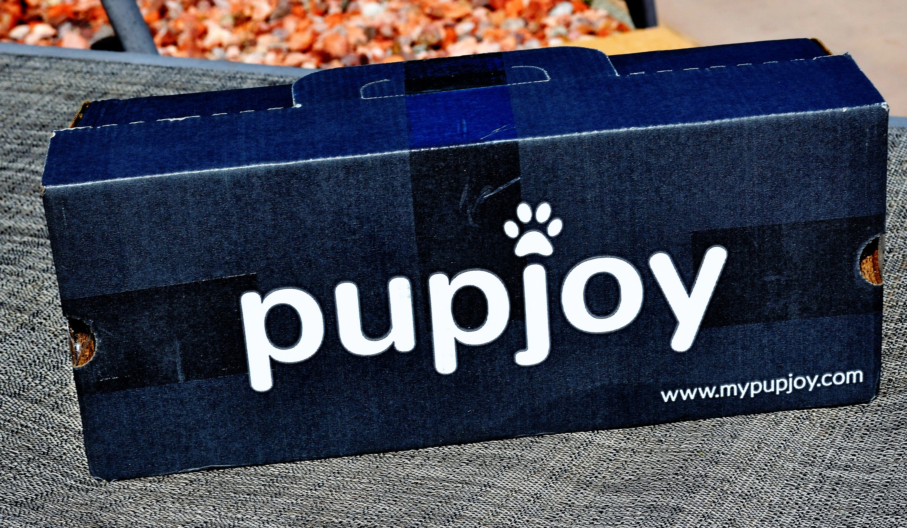 PupJoy April 2016 Box