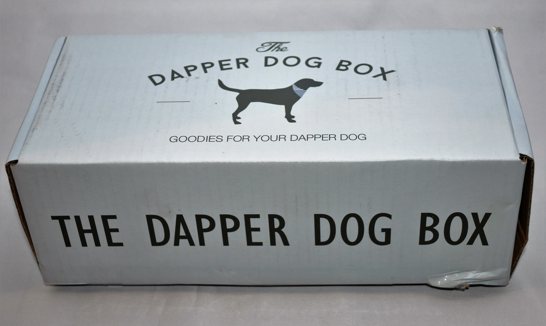 Dapper Dog August 2016 Box