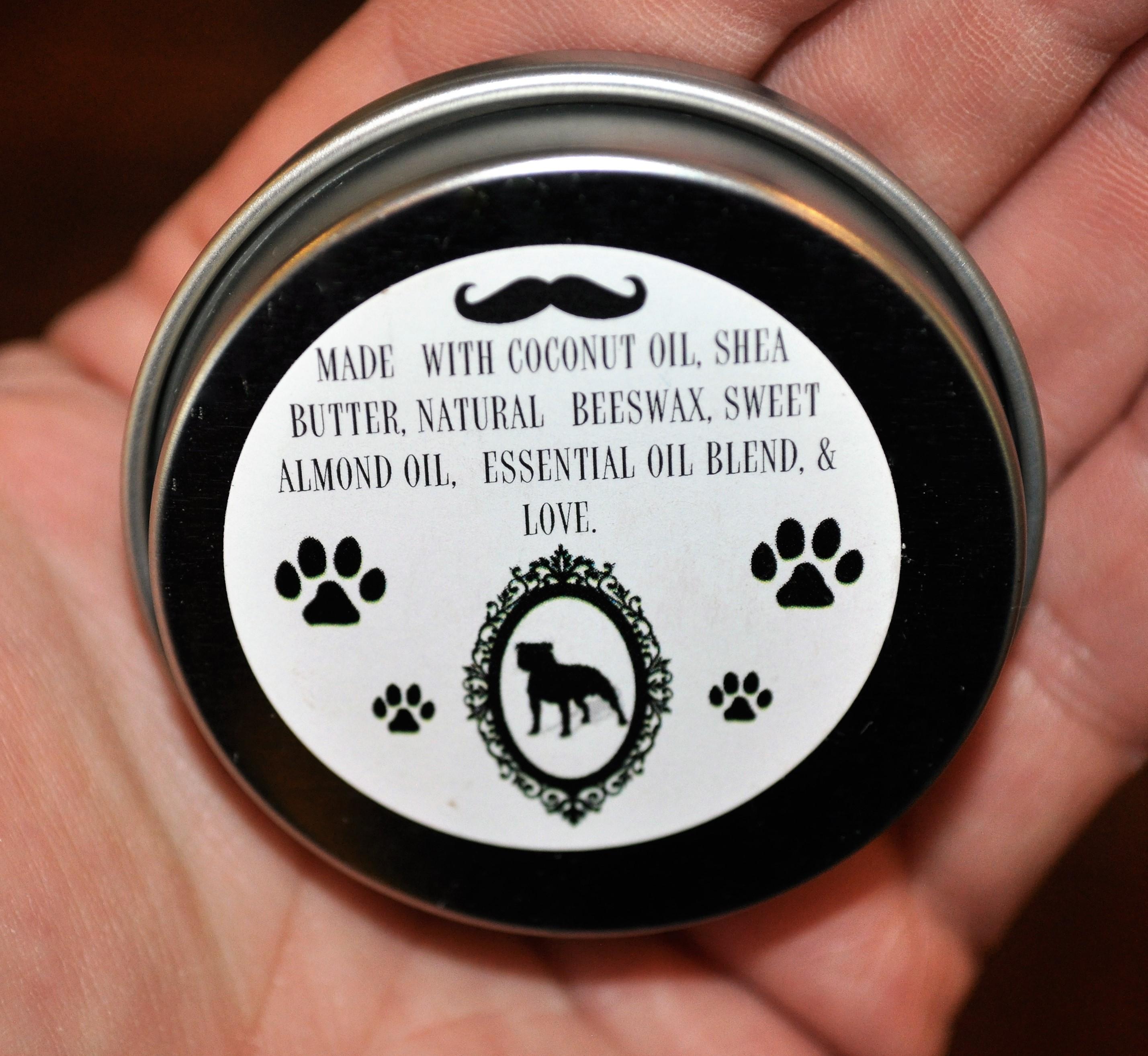 Dapper Dog August 2016 Paw Butter 2