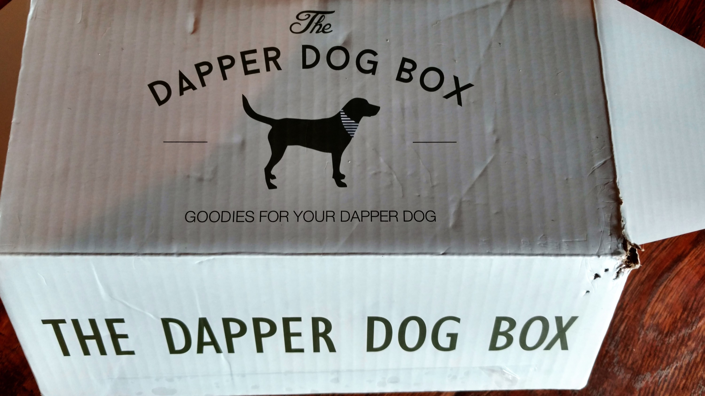 Dapper Dog July 2016 Box