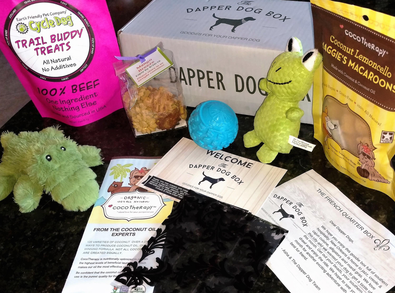 Dapper Dog July 2016 Contents