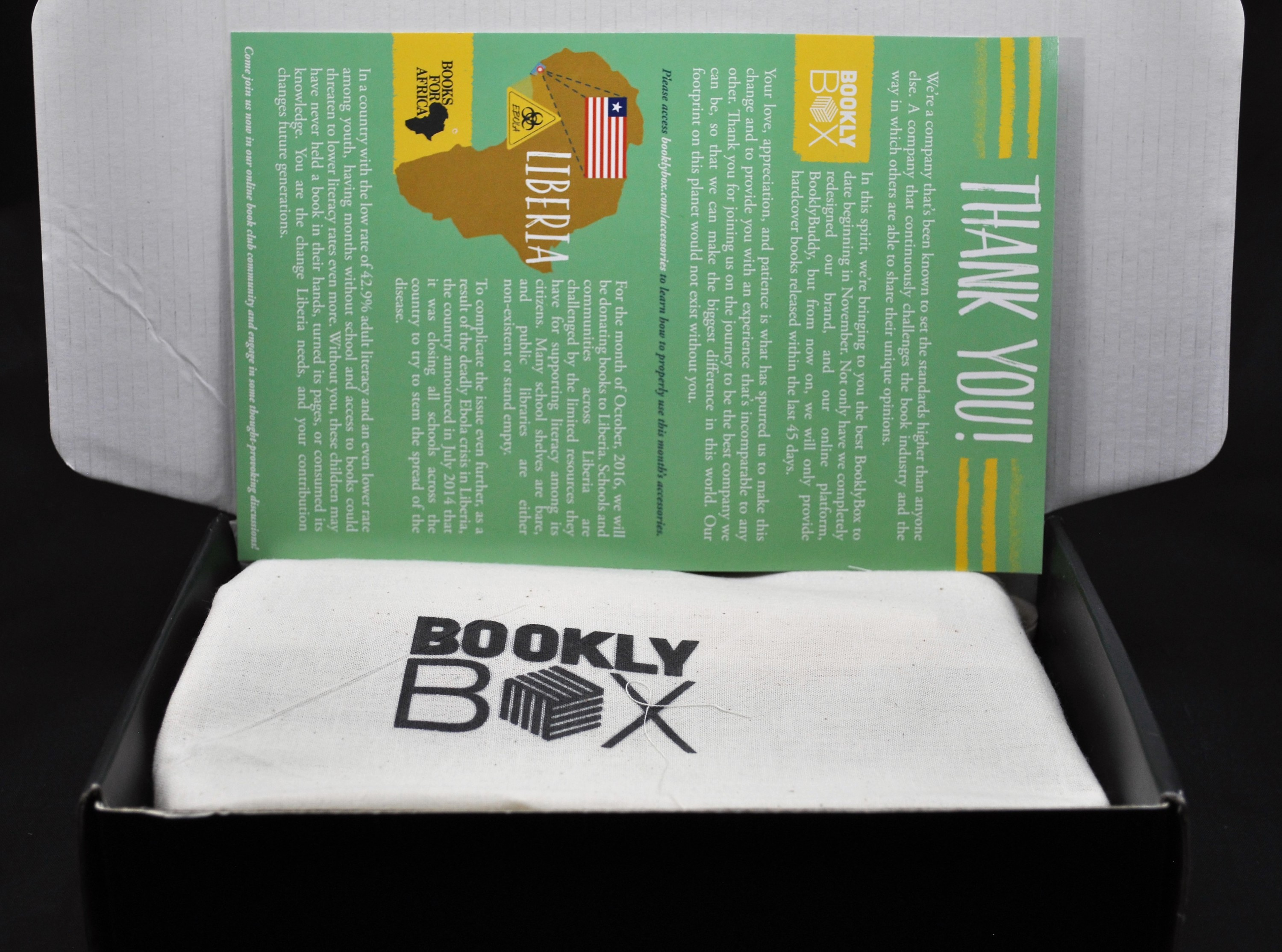 bookly-box-october-2016-contents