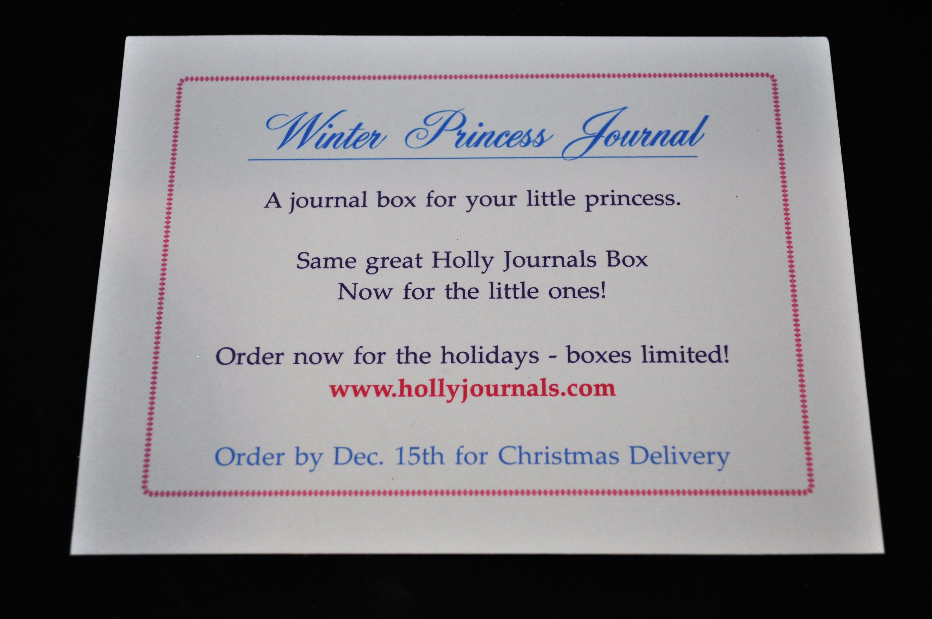 holly-journals-december-2016-little-princess-ad