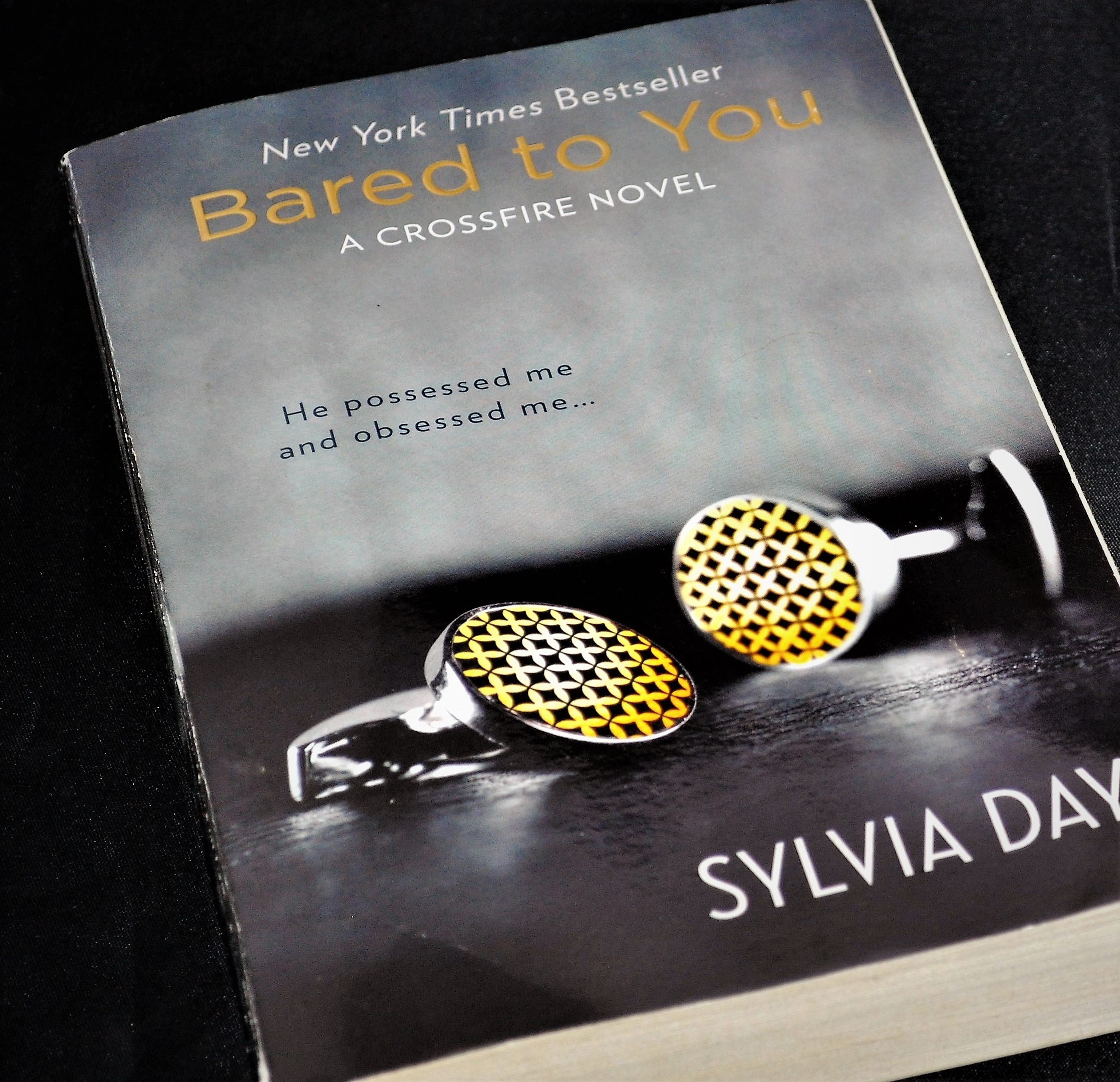 Bared to You Book Review